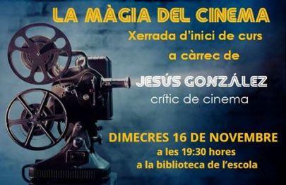 la màgia del cinema - conferència